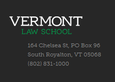 Vermont Law School Logo