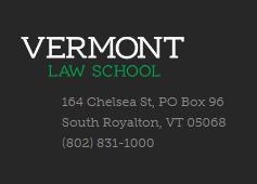 Vermont Law School Logo